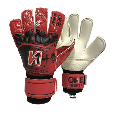 ONEkeeper keepershandschoenen C-Tec Pupil Rood