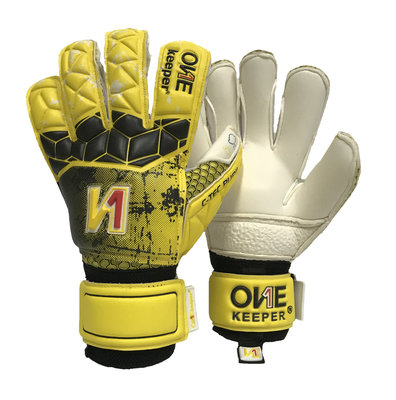 ONEkeeper keepershandschoenen C-Tec Pupil Geel