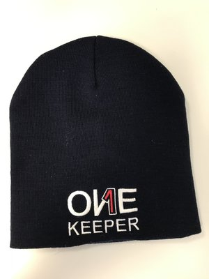 Onekeeper beanie of muts voor keepers
