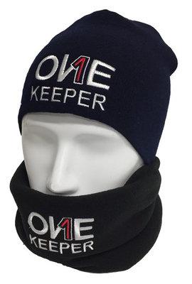 ONEkeeper Muts en ONEkeeper Nekwarmer